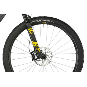 "Ghost Lector 6.9 LC 29"" titanium/night black/spect yellow"